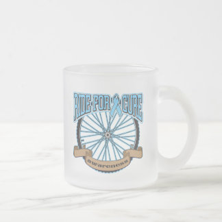 Prostate Cancer Ride For Cure Coffee Mug