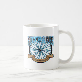 Prostate Cancer Ride For Cure Coffee Mugs