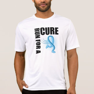 Prostate Cancer Run For A Cure Shirts