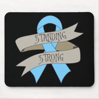 Prostate Cancer Standing Strong Mouse Pad