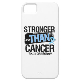 Prostate Cancer - Stronger Than Cancer iPhone 5 Case