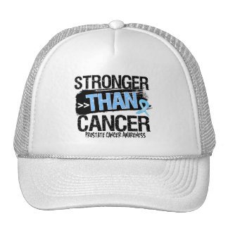 Prostate Cancer - Stronger Than Cancer Mesh Hat