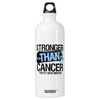 Prostate Cancer - Stronger Than Cancer SIGG Traveler 1.0L Water Bottle
