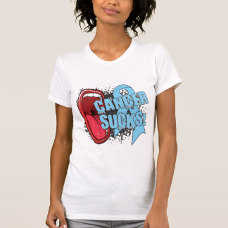 Prostate Cancer Sucks Scream It Tshirt