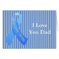 Prostate Cancer Support Card for Loved One