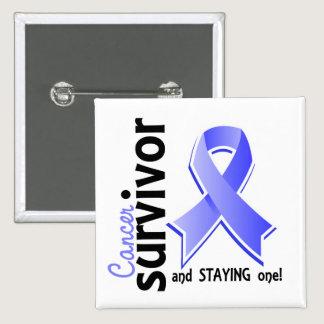 Prostate Cancer Survivor 19 Button