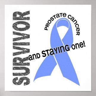 Prostate Cancer Survivor 1 Posters