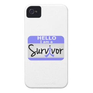 Prostate Cancer Survivor 24.png iPhone 4 Case