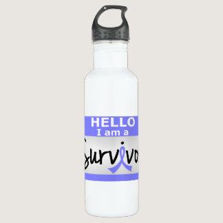 Prostate Cancer Survivor 24.png Water Bottle