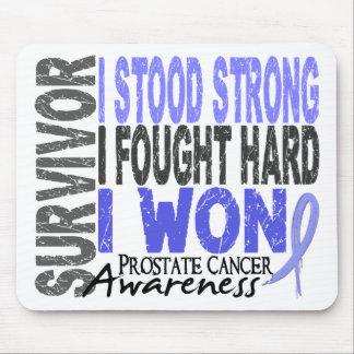 Prostate Cancer Survivor 4 Mouse Pad