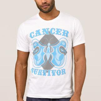 Prostate Cancer Survivor Butterfly Shirt