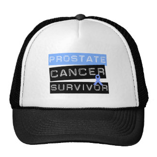 Prostate Cancer Survivor Trucker Hat
