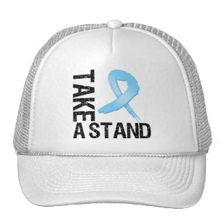 Prostate Cancer Take A Stand Trucker Hat