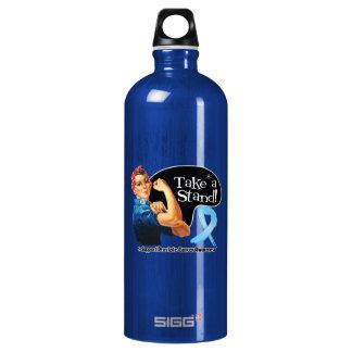 Prostate Cancer Take a Stand SIGG Traveler 1.0L Water Bottle