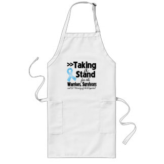 Prostate Cancer Taking a Stand Tribute Long Apron