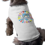 Prostate Cancer Unite in Awareness Doggie Tee Shirt
