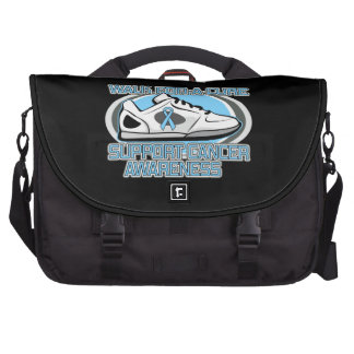 Prostate Cancer Walk For A Cure Laptop Bags
