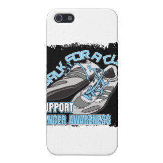 Prostate Cancer Walk For A Cure Shoes Case For iPhone 5