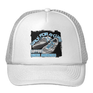 Prostate Cancer Walk For A Cure Shoes Mesh Hats
