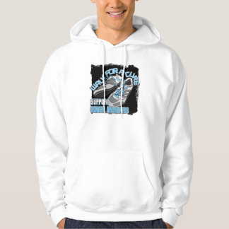 Prostate Cancer Walk For A Cure Shoes Pullover