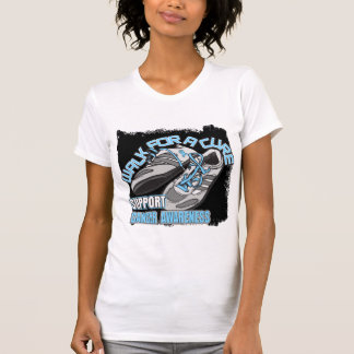 Prostate Cancer Walk For A Cure Shoes T-shirts