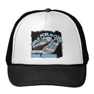 Prostate Cancer Walk For A Cure Shoes Trucker Hat