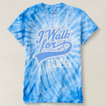 Prostate Cancer Walk Ribbon T-shirt
