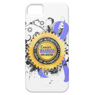 Prostate Cancer Warrior 23 iPhone 5 Cases