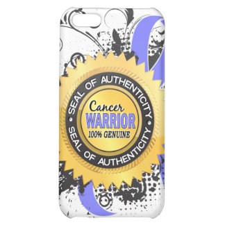 Prostate Cancer Warrior 23 iPhone 5C Covers