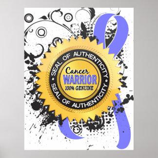 Prostate Cancer Warrior 23 Poster