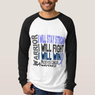 Prostate Cancer Warrior T-Shirt