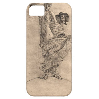 Prostitution and Madness Dominating the World iPhone SE/5/5s Case