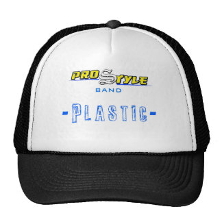prostyLe HAT PLASTIC