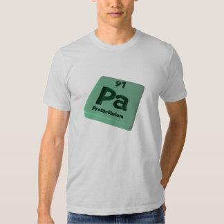 Protactinium del PA Playera