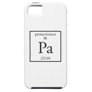 Protactinium iPhone 5 Cover
