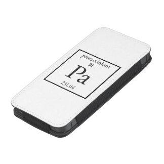 Protactinium iPhone 5 Pouch