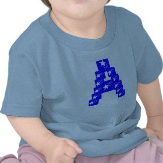 Protagonice los regalos camisetas