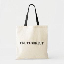 Protagonist Tote Bag