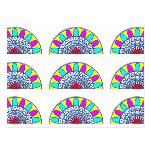 PROTAGONIZA círculos perfectos de n:  Modelo de es Tarjetas Postales