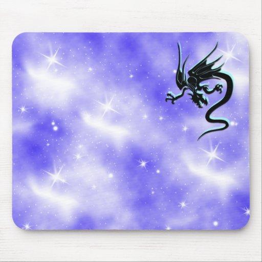 Protagoniza el dragón tapete de ratón