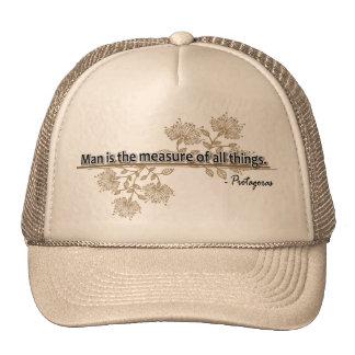 Protagoras Trucker Hat
