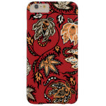 Protea Batik Hawaiian Tropical Floral Barely There iPhone 6 Plus Case