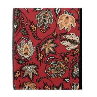 Protea Batik Tropical iPad Folio iPad Folio Cases