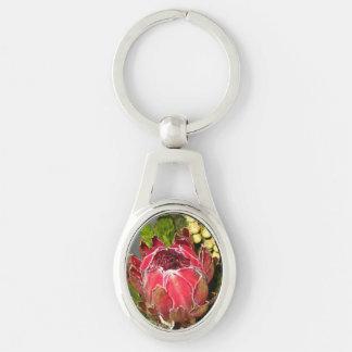 Protea Bouquet Keychain