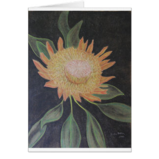 Protea Card