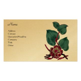 Protea Cordifolia Business Card