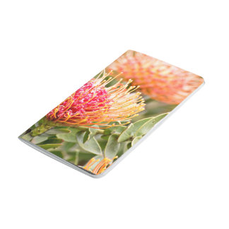 Protea encantador del acerico cuaderno