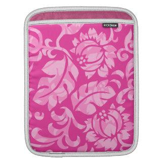 Protea Pareau Tropical Floral Rickshaw iPad Case iPad Sleeve