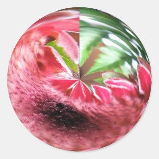 Protea Sticker