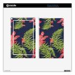 Protea (Vintage Aloha Print) Skin For Kindle Fire